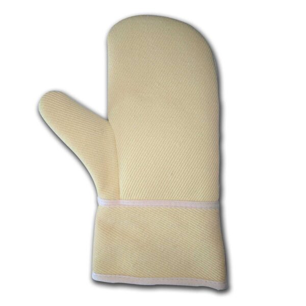 Heat and fire resistant Para-Aramid mittens