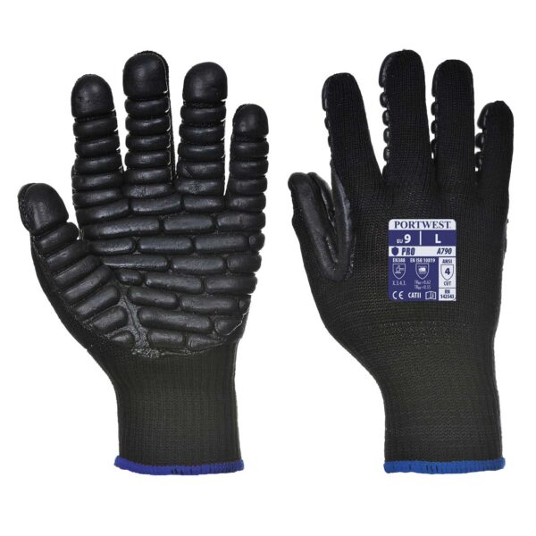 Anti-Vibration protective gloves PORTWEST A790