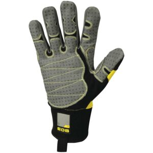 Protective PolyAmide glove back reinforced