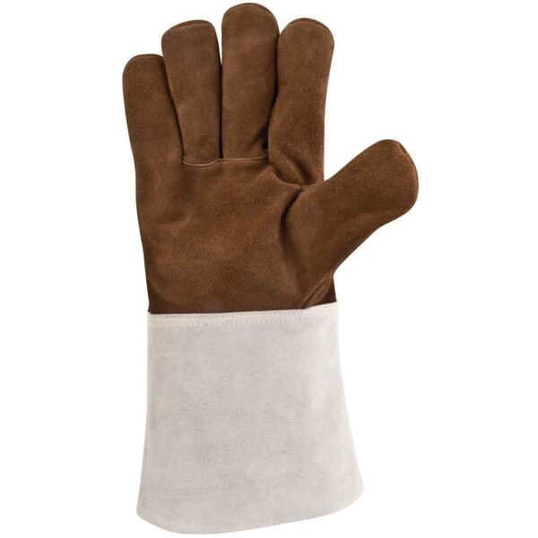 Heat Resistant cowhide welder's gloves