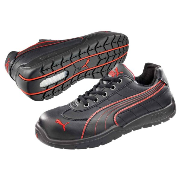 Safety shoes PUMA DAYTONA Low S3 HR0 SRC
