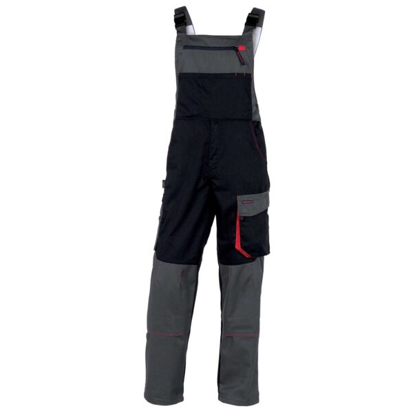 Worker Dungarees D-MACH polyester cotton