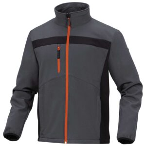 Softshell polyester jacket