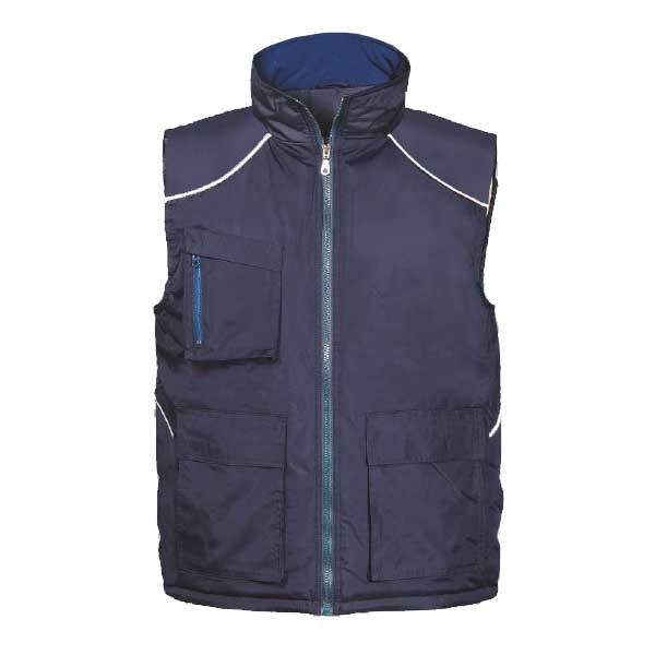 Waterproof polar fleece vest polyester FAGEO