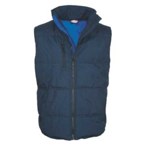 Waterproof Vest with zippers polyester FAGEO