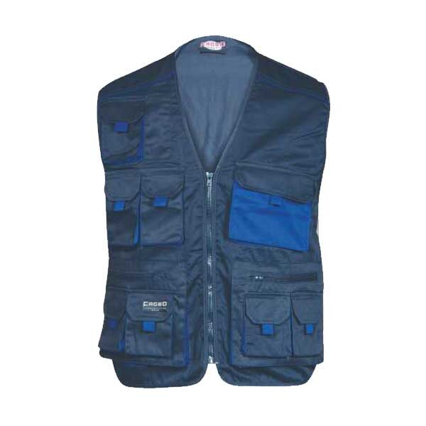 Workers vest with operational pockets FAGEO