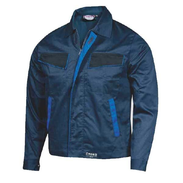 Workwear jacket polyester cotton FAGEO