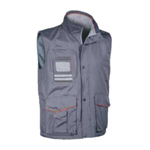 Vest polar fleece lining PVC coating FAGEO