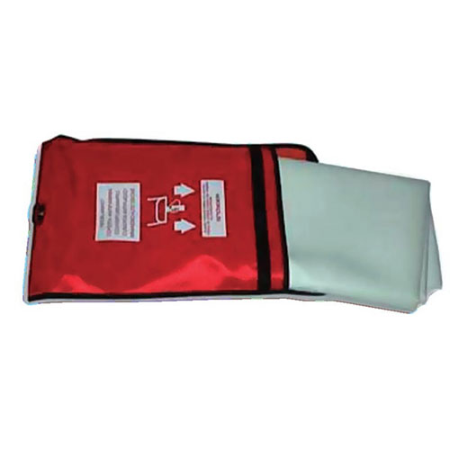 Fire retardant blanket CE 1869