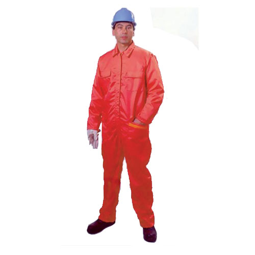 Nomex full body fire resistant suit